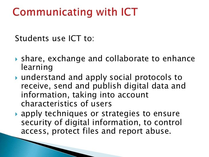 information in ict The legislative framework, roles and responsibilities for ict functional leadership the governance groups and teams who support the ict functional leader, and the contact information you will need to work with them.
