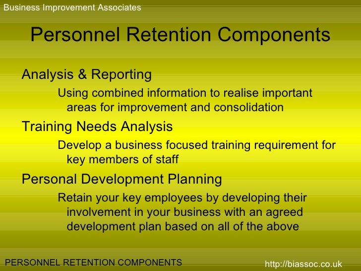 staff retention plan Definition of retention: retention is the process of implementing initiatives to encourage the retention of staff in the workplace see these 22 employee retention tips and office morale boosters to engage with and retain valuable employees.