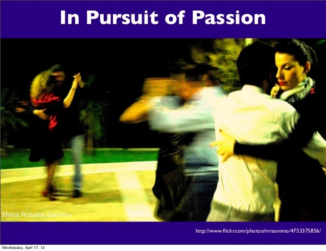 In Pursuit of Passion                             Shari Erwin, Aaron Rester, and Tonya Oaks Smith                         ...