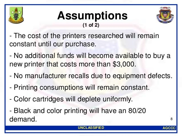purchase of a color 3 in 1 cac enabled printer staff study brief u2026