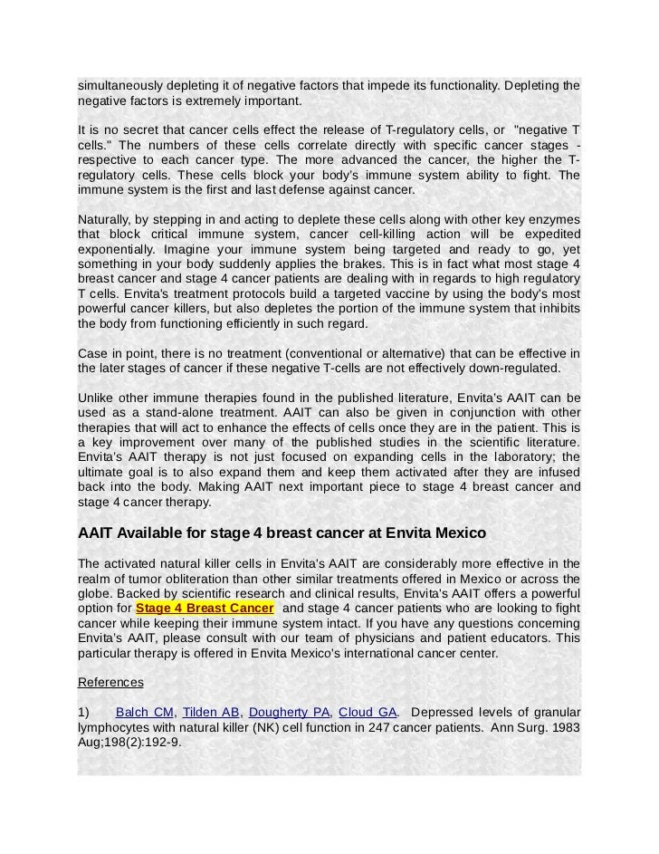 Image Result For Immunotherapy Breasta
