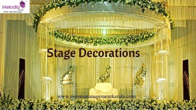 Best wedding stage decorators in thrissur wedding hall decoration i stage decorations eventsmanagementkerala junglespirit Image collections