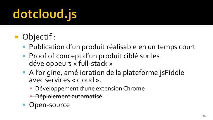    Objectif :     Publication d'un produit réalisable en un temps court     Proof of concept d'un produit ciblé sur les...