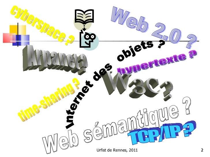 Histoire d'internet et du web : d'Arpanet au web sémantique Slide 2