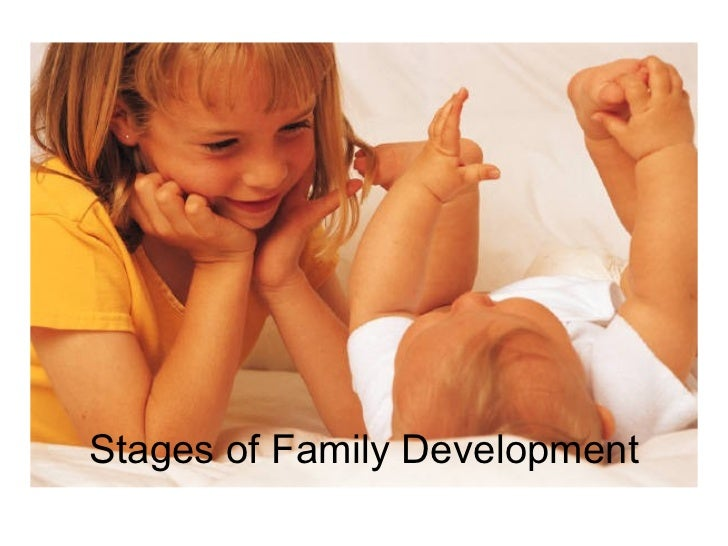 Stages of Family Development