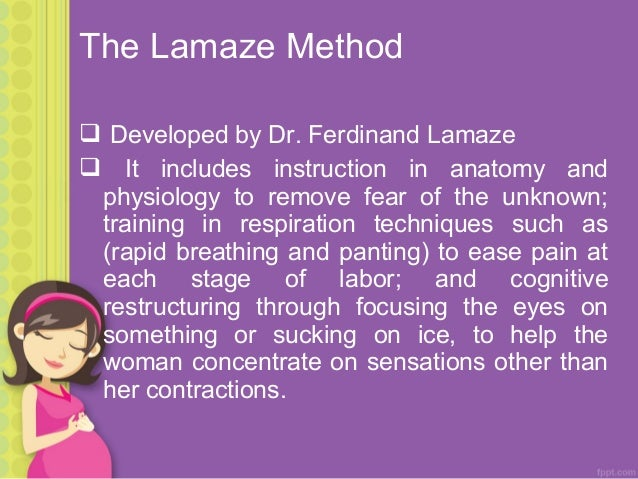 The Noble Method It involves relaxation of the pelvic floor muscles and learning ways to relax them. Her gentle pushing or...