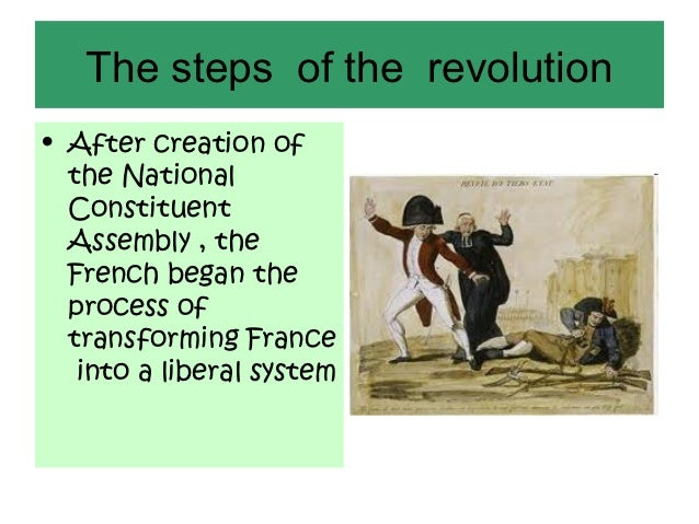 The French Revolution: The Radical Stage, 1792-1794