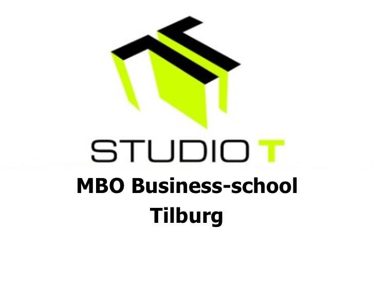 MBO Business-school Tilburg