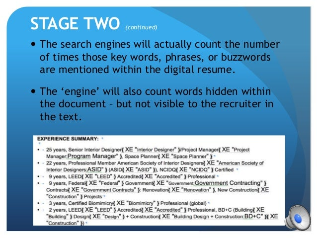 stage two resume writing services