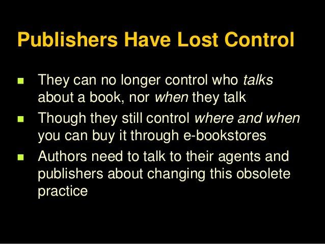When US & UK Publication Dates are Staggered: The Staggering Truth! Slide 3