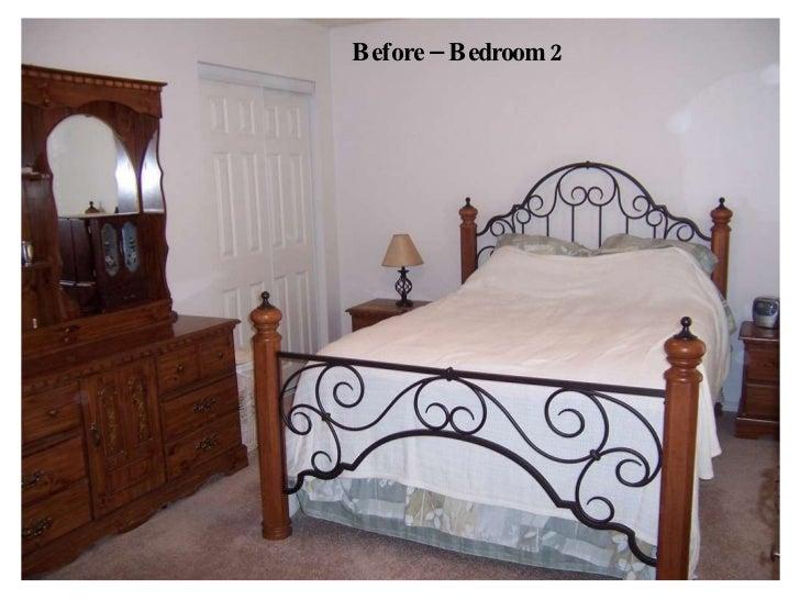 Before – Bedroom 2