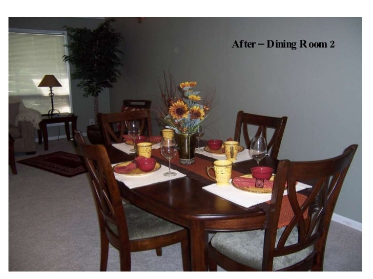 After – Dining Room 2