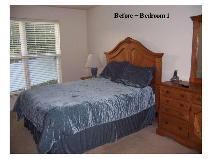 Before – Bedroom 1