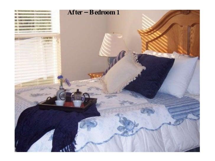 After – Bedroom 1