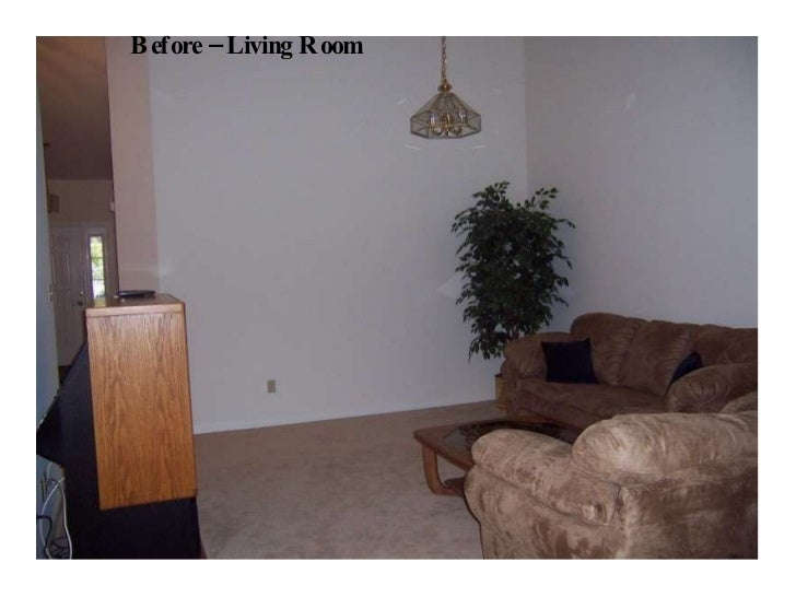 Before – Living Room