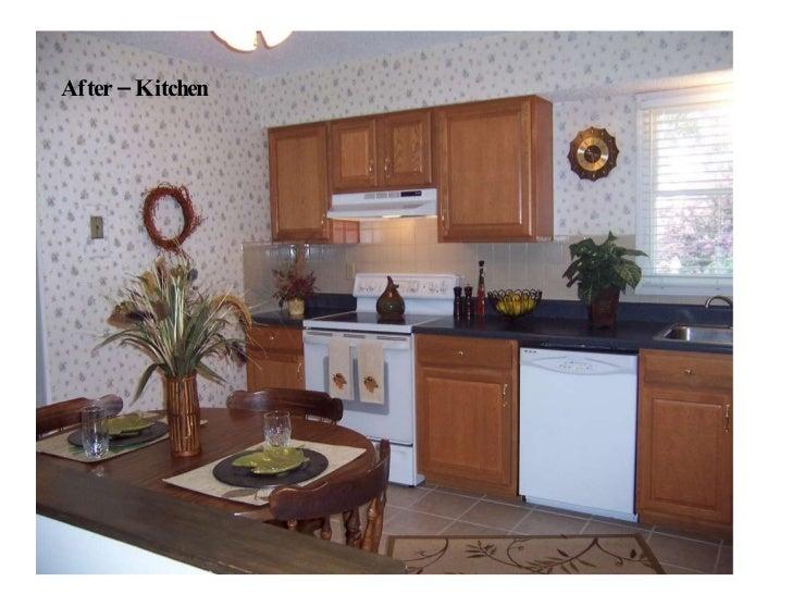 After – Kitchen