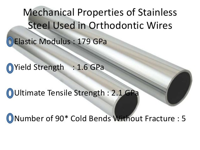Stainless steel alloys - 웹
