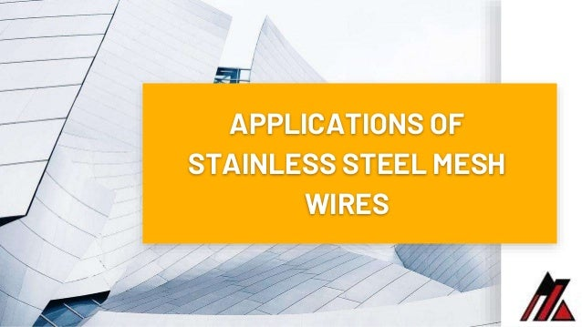 Stainless steel mesh suppliers in UAE