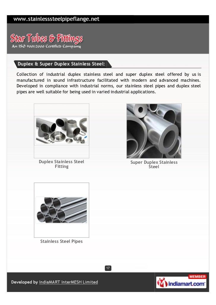 Duplex & Super Duplex Stainless Steel:Collection of industrial duplex stainless steel and super duplex steel offered by us...
