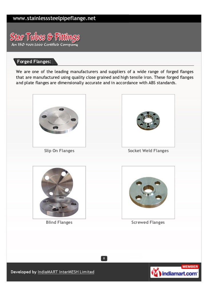 Forged Flanges:We are one of the leading manufacturers and suppliers of a wide range of forged flangesthat are manufacture...