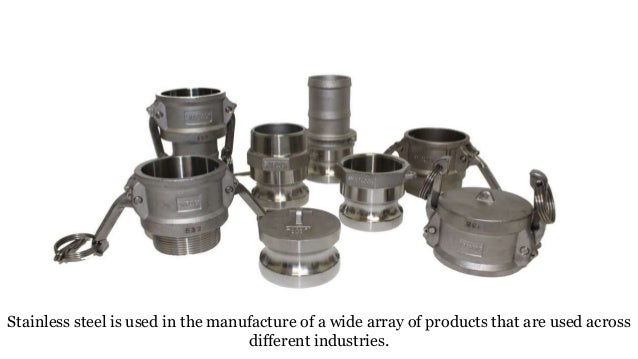 Stainless Steel Products Manufacturers & Suppliers in UAE