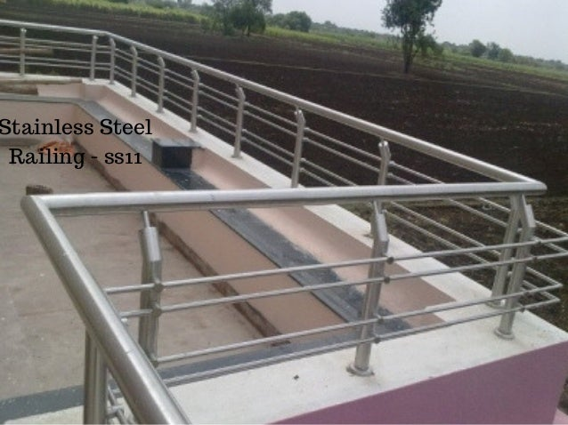 Stainless Steel Railing Design By Ak Service Food Equipment