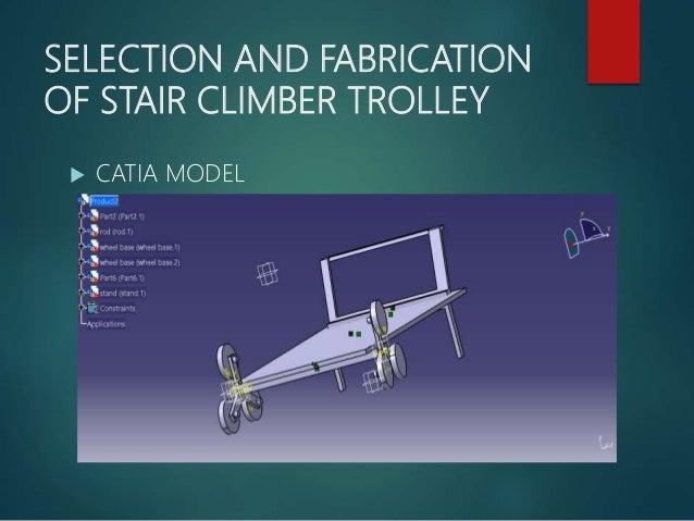 Stair Climbing Trolley