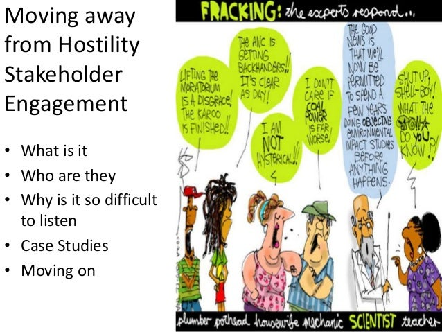 stakeholders conflict To devise a principle for making trade-offs among diverse stakeholders is the toughest problem  managing conflicts and interest of various stakeholder groups.