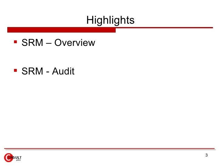 Stakeholder Relationship Management Audit Slide 3