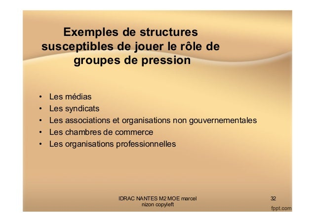 Stakeholderscours iidrac nantes par marcel nizon - Chambre de commerce de nantes ...