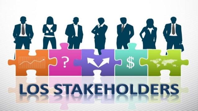 Stakeholder significa en español: Y es que desde el punto de vista empresarial, este concepto se utiliza para referirse a ...
