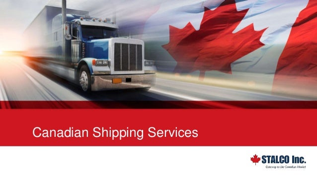 Canadian Shipping Services