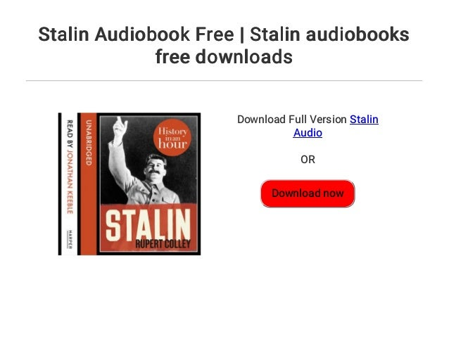 stalin history in an hour colley rupert