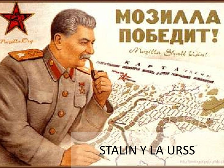 STALIN Y LA URSS