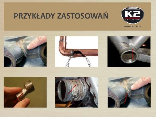 B320, B321 Stalowa plastelina K2 Mega Bond twarda jak stal naprawia uszczelnia odbudowuje Slide 3
