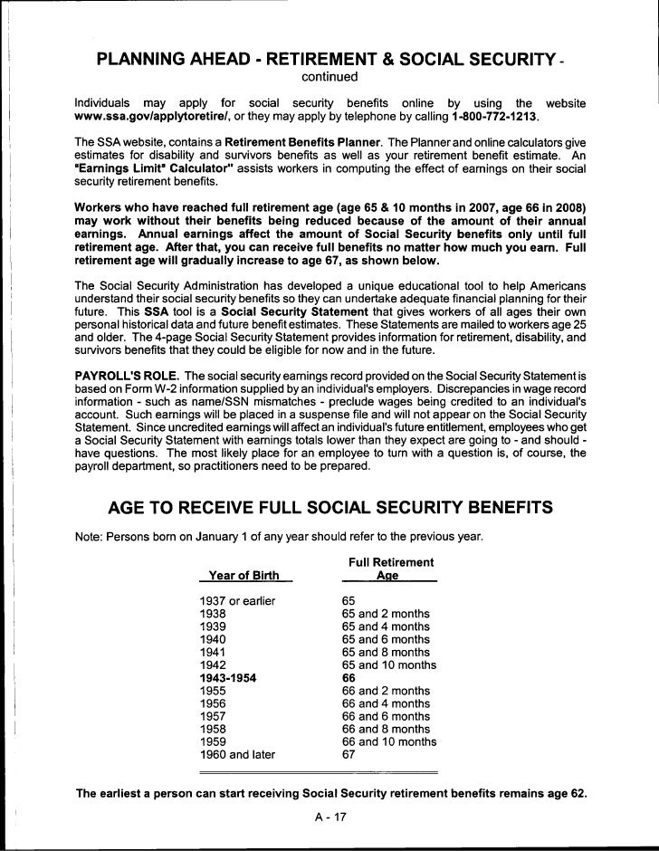 Stambaugh Ness Payroll Manual 2009 2010