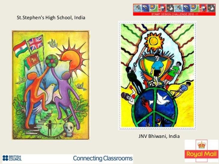 St.Stephen's High School, India<br />JNV Bhiwani, India<br />