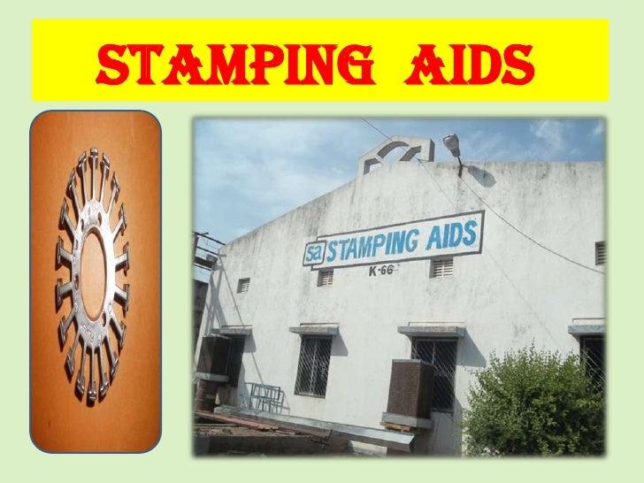 STAMPING AIDS