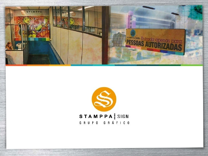 STAMPPA SIGN 2012