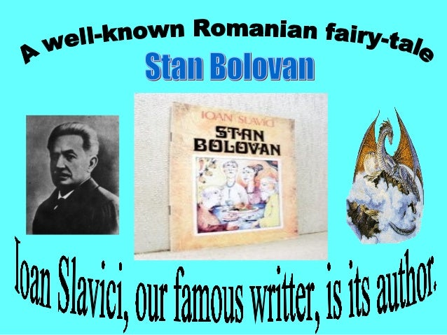 Stan Bolovan's wife was sad, though they were prosperous. Finally, she confessed that she was grieved that they had no chi...