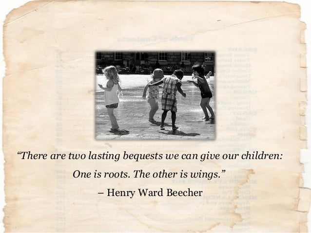 Hymns: Roots and Wings for the Next Generation (supporting slides) Slide 2