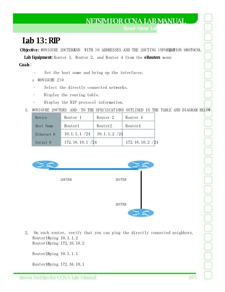Boson netsim lab manual pdf