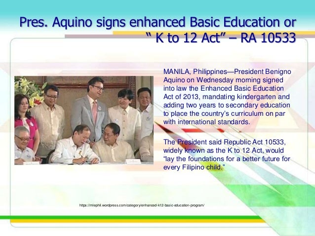the enhanced k 12 education program by Posts about enhanced k+12 basic education program written by joe padre.