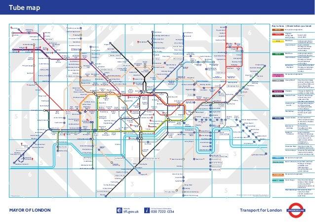 Standard tube-map