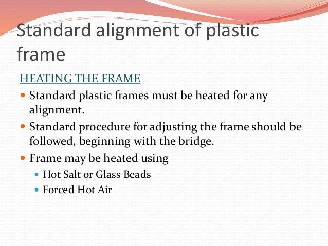 Standard alignment
