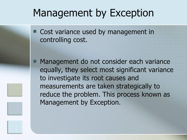 standard costing operational performance measures Management & cost accounting: operational performance measurement  while standard costing is  management & cost accounting: operational performance.