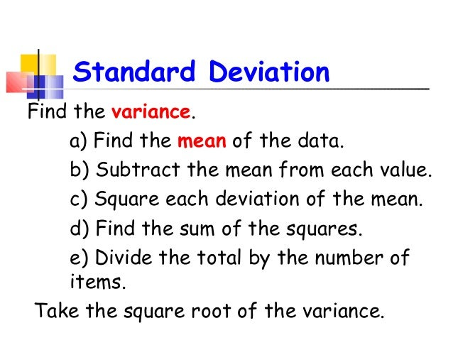 Standard deviation 3 standard deviation find ccuart Image collections