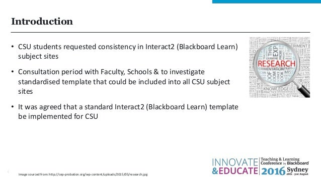 Blackboard Learn - California State University, Sacramento
