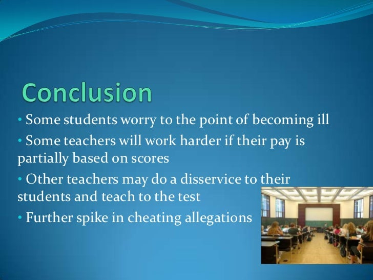 standardized testing and teacher cheating Incidences of cheating and irregularities in standardized testing of students have been found at 10 ontario schools, the education quality and accountability office said the eqao is an.
