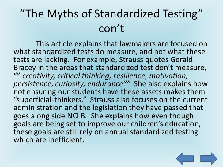standardized tests minorities and poor at a disadvantage - these factors often prevent racial minorities from obtaining education, and consequently their scores on standardized intelligence tests are lower although thee are genetic variations between individuals that may influences scores on iq tests, these have no overall connection to racial differences.